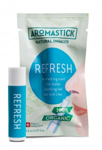 INHALATOR DO NOSA REFRESH ECO 0,8 ml - AROMASTICK